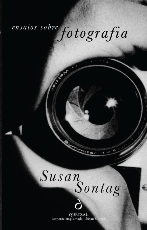 capa susan sontag ensaios sobre fotografia
