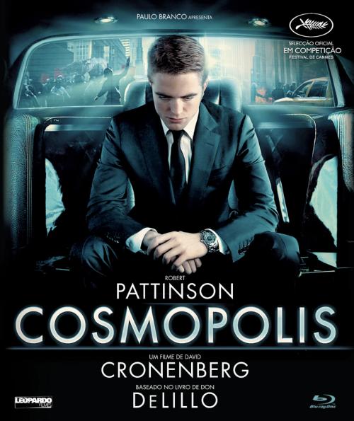 capa david cronenberg cosmopolis
