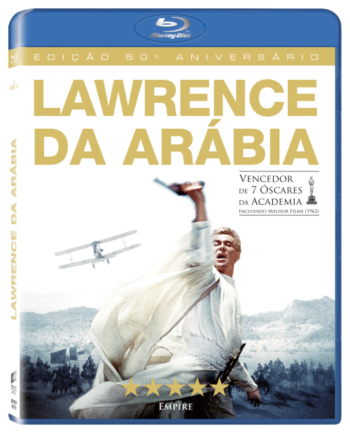 capa david lean lawrence da arabia