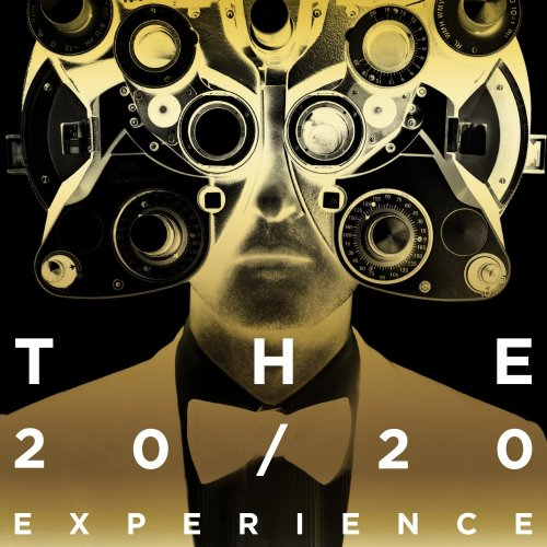 capa justin timberlake the 20 20 experience the complete experience