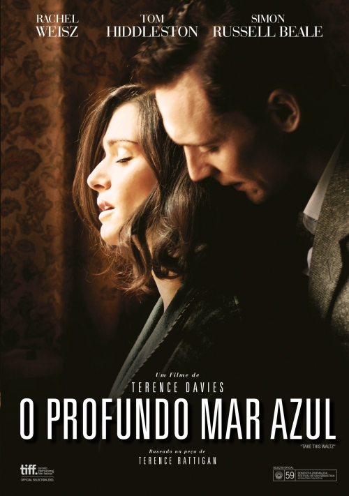 capa terence davies the deep blue sea