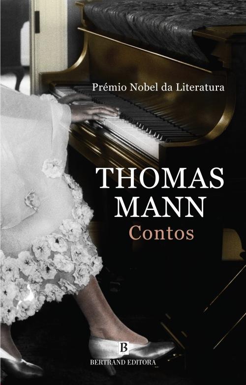 capa thomas mann contos