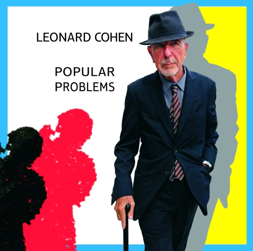 capa leonard cohen popular problems