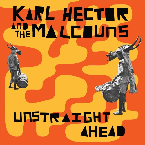 capa karl hector the malcouns unstraight ahead